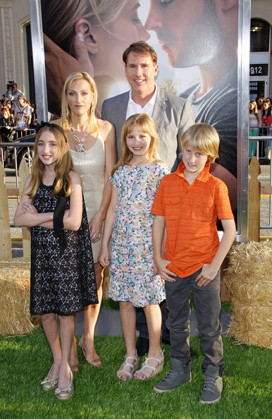 Nicholas sparks and family