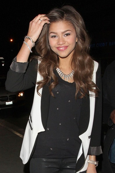 Zendaya Coleman - Zendaya Coleman at BOA Steakhouse
