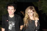 Avril Lavigne and Deryck Whibley Photos Photo