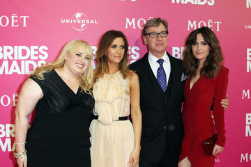 Rose Byrne Paul Feig The 'Bridesmaids' premiere in Sydney, Australia