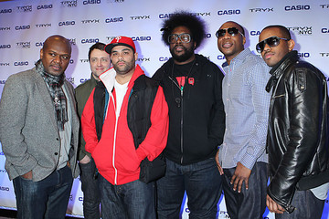 Kamal Gray Launch of the Casio Tryx Out Camera in New York