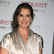 Brook Shields Premiere of 'The Tourist' in New York