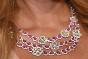 Paris Hilton Gemstone Statement Necklace