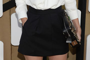 Robin Tunney Mini Skirt