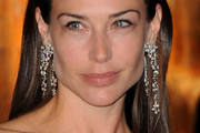 Claire Forlani Long Straight Cut