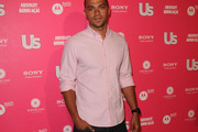 Jesse Williams Button Down Shirt