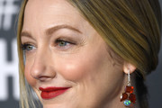 Judy Greer Loose Ponytail