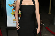 Erica Durance Little Black Dress