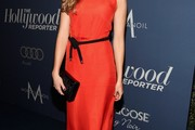 Jessica McNamee Fishtail Dress