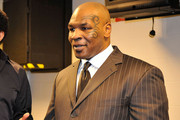 Mike Tyson Classic Solid Tie