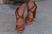 Lauren Bush Lauren Strappy Sandals