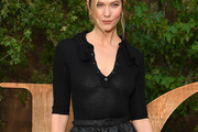 Karlie Kloss Knit Top