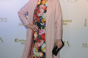 Helen Mirren Wool Coat