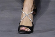Sara Sampaio Strappy Sandals
