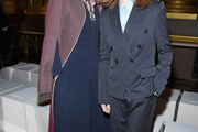Kristin Scott Thomas Evening Coat