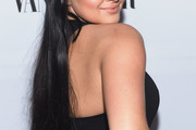 Ariel Winter Half Up Half Down