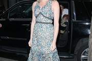 Rebecca Romijn Lace Dress