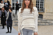 Dasha Zhukova Crewneck Sweater