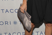 Carissa Capobianco Satin Clutch