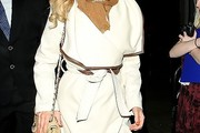 Catherine Tyldesley Wool Coat