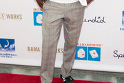 Don Cheadle Slacks