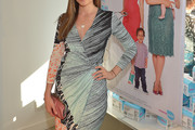 Courtney Ford Print Dress