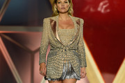 Kate Moss Skirt Suit