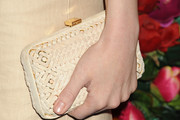 Amanda Hearst Hard Case Clutch