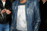 Salomon Kalou Leather Jacket