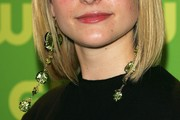 Allison Mack Dangling Gemstone Earrings