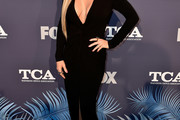 Jenny McCarthy Form-Fitting Dress