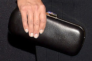 Leigh Lezark Leather Clutch