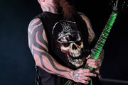 Kerry King Tribal Tattoo