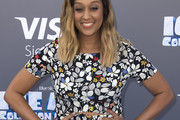 Tia Mowry Crop Top