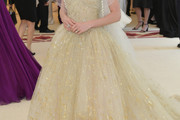 Kate Bosworth Strapless Dress