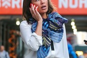 Vanessa Williams Patterned Scarf