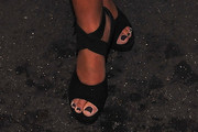 Tracey Edmonds Platform Sandals