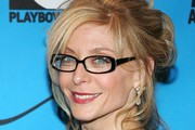 Nina Hartley Messy Updo