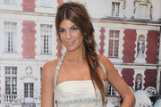 Bianca Brandolini Long Braided Hairstyle