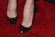 Leslie Mann Evening Pumps
