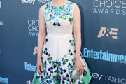Gillian Jacobs Beaded Dress