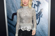Naomi Watts Embellished Top