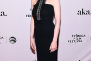 Gillian Jacobs Form-Fitting Dress