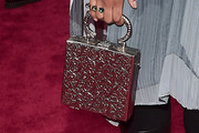 Jordin Sparks Metallic Purse