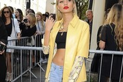Pia Mia Perez Leather Jacket