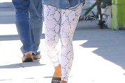 Vanessa Hudgens Leggings