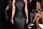 Jessica Lowndes Form-Fitting Dress