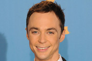 Jim Parsons Short Straight Cut