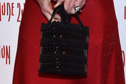 Kristin Scott Thomas Patent Leather Purse