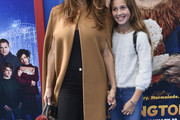 Brooke Burke-Charvet Wool Coat